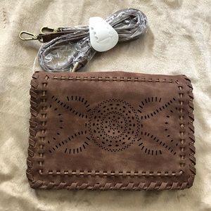 NWT Street Level crossbody purse